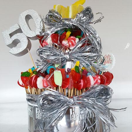 feliz como un regaliz | tartas de chuches online